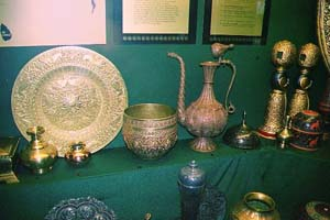 South Asian Metalware